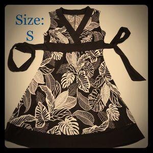 BCX Casual Print Dress• Size S